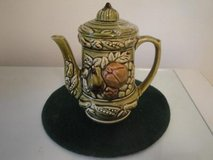 fruited vintage teapot in The Woodlands, Texas