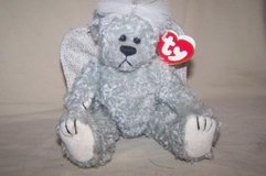 Ty Silver Angel Bear in Spring, Texas