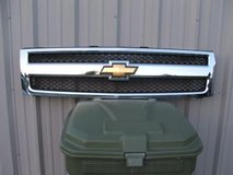 Silverado Chrome Grille  2007-2011 in Camp Lejeune, North Carolina