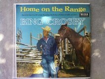 Bing Cosby (Home on the Range) 33rpm in Alamogordo, New Mexico